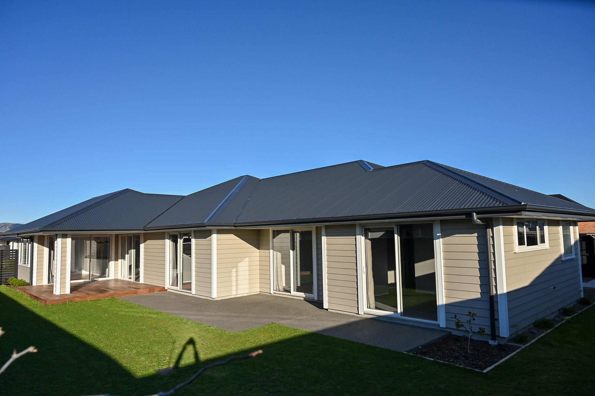Keenan Construction Christchurch Flemington Home