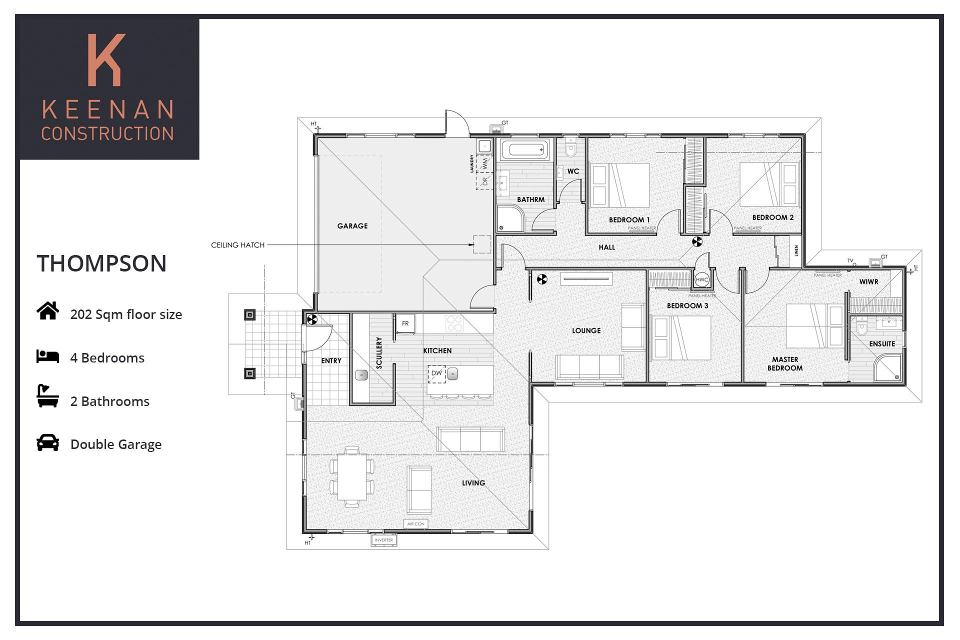 Thompson Floor Plans