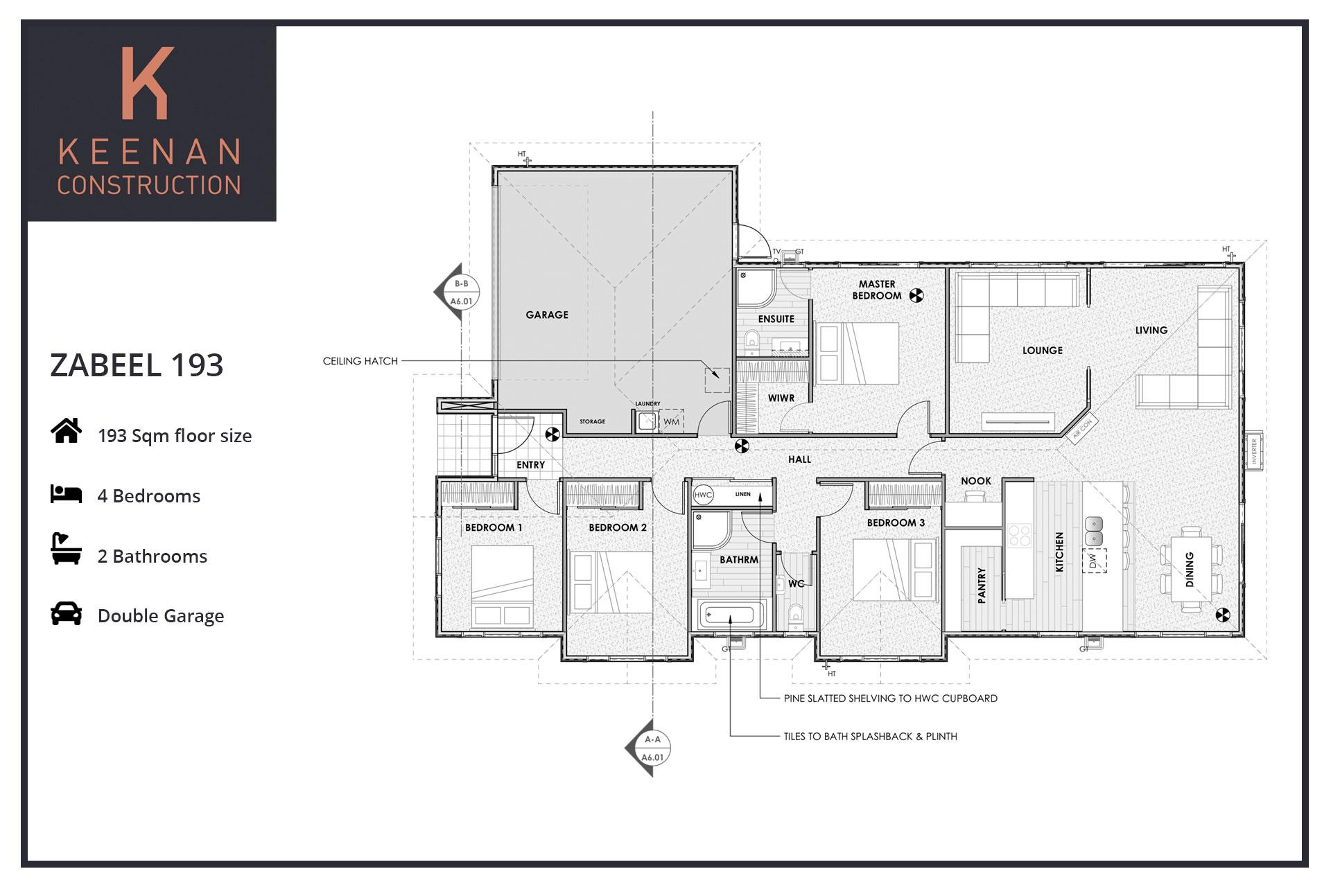 Zabeel 193 Floor Plans